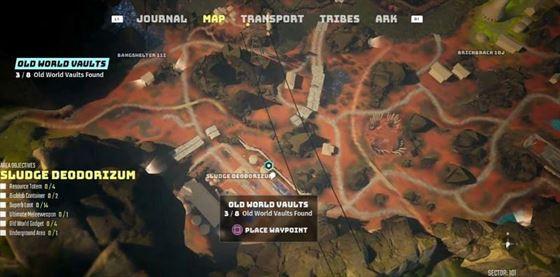 Побочный квест Deodorizum Vault начнется, когда игроки найдут ключ Deodorizum Vault (Изображение с THQ Nordic).