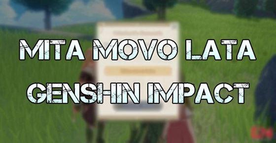 Mita movo lata в Genshin Impact