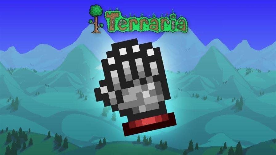 Terraria - Mechanische Handschuhe herstellen (Рецепт механической перчатки) - YouTube